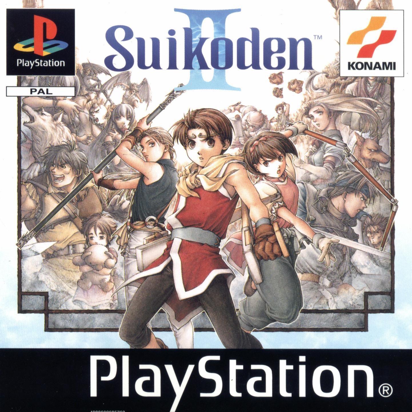 SUIKODEN 1 GameShark Code Action Replay & Tutorial