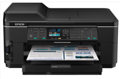 Epson WorkForce WF-7511 Printer Driver Download