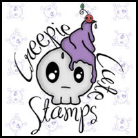 Creepie Cute Stamps!