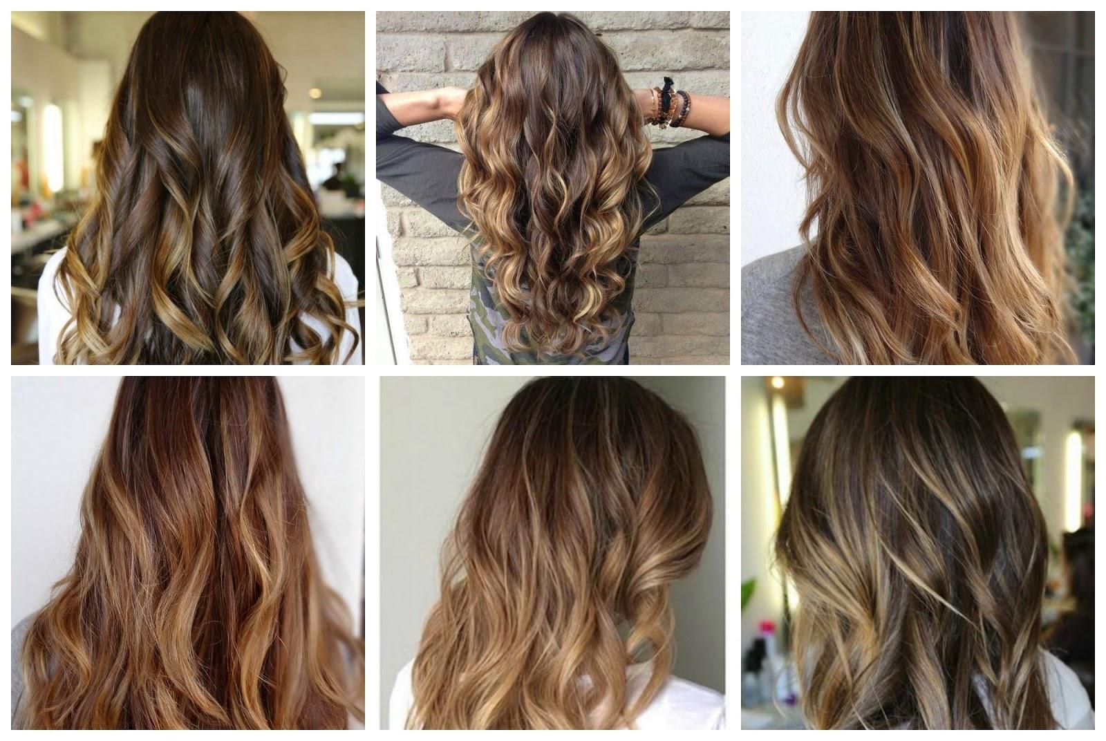 Bijna met elke haarkleur kan je balayage highlights in je lokken door de  kapper laten zetten.