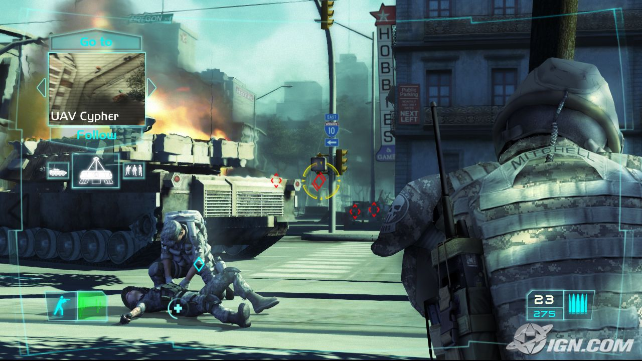 Ghost Recon Advanced Warfighter Screenshot 2