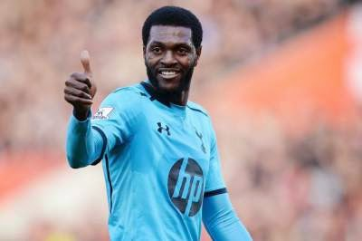 Adebayor - I want my best season ever