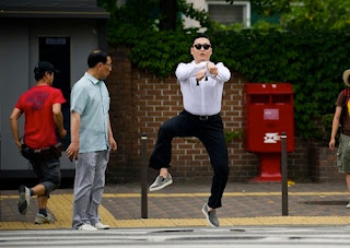 Demam Dance Gangnam Style