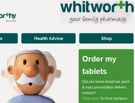 whitworthchemists.co.uk
