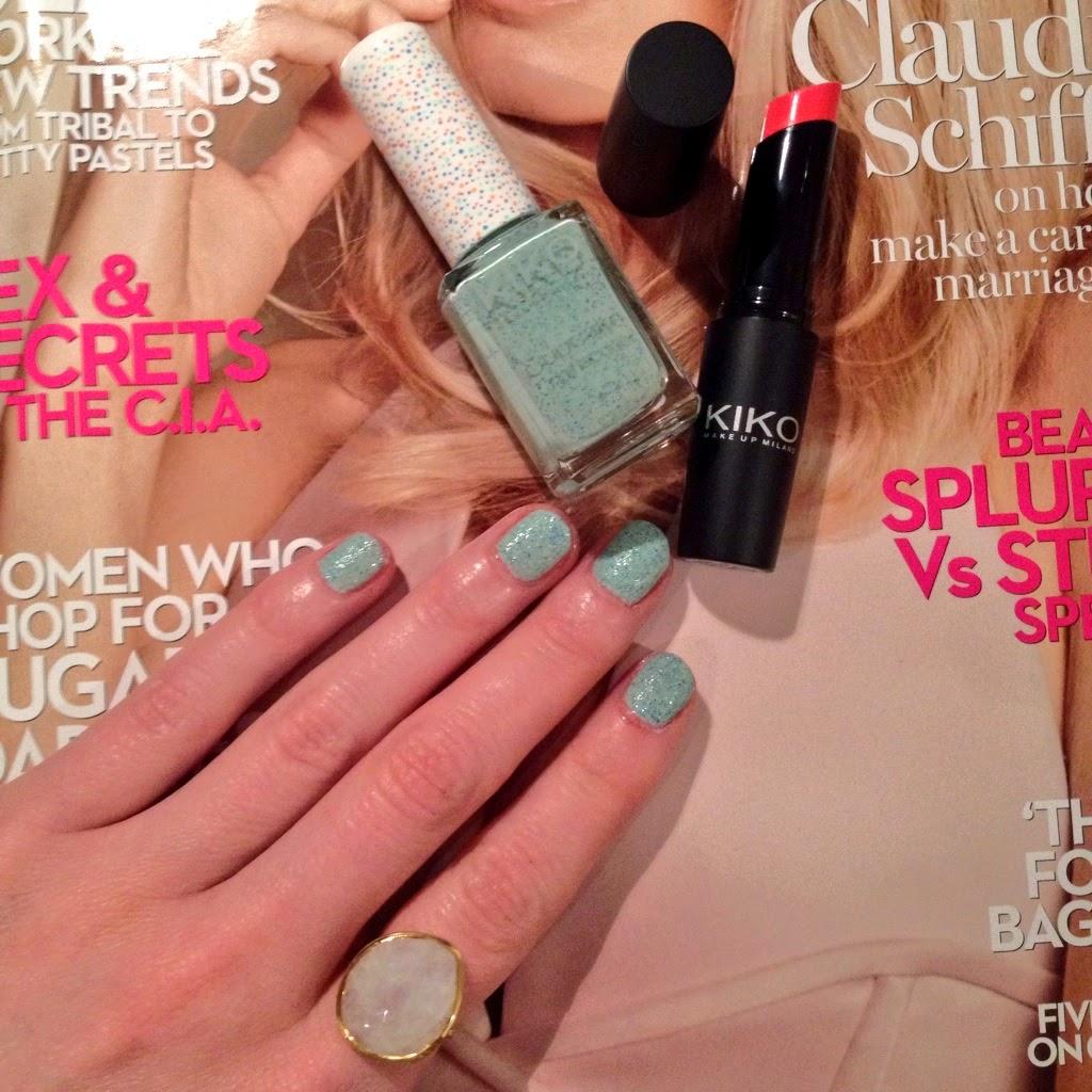 kiko, kiko nail polish, kiko nail polish pastels, kiko lipstick, kiko lipstick review, kiko london