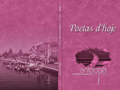 Antologia Poetas d'Hoje