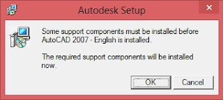 Cara Install AutoCAD 2007