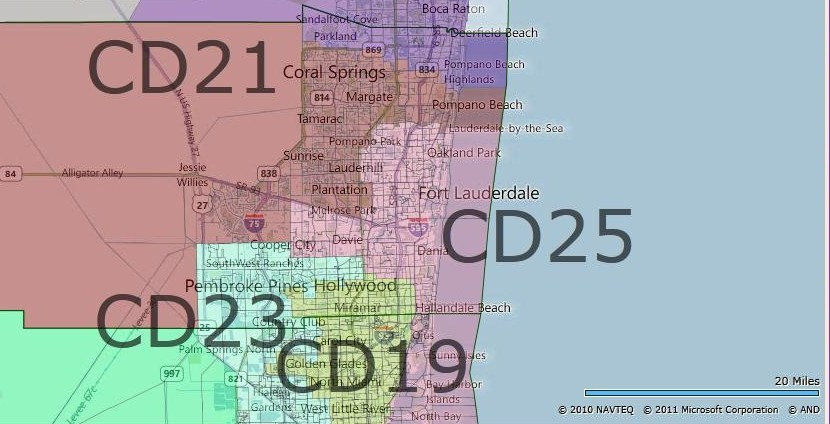 Races and Redistricting: Florida Fair Redistricting Part III ... on broward county zip code map, broward county community map, broward county town map, key west precinct map, broward county zoning map, washington precinct map, atlanta precinct map, north miami precinct map, new york precinct map, broward county district map, miami dade precinct map, broward county parks, broward county school map, broward county neighborhood map, broward county county map, broward county marriage license, chicago precinct map, broward county courthouse map, san antonio precinct map, lake worth precinct map,