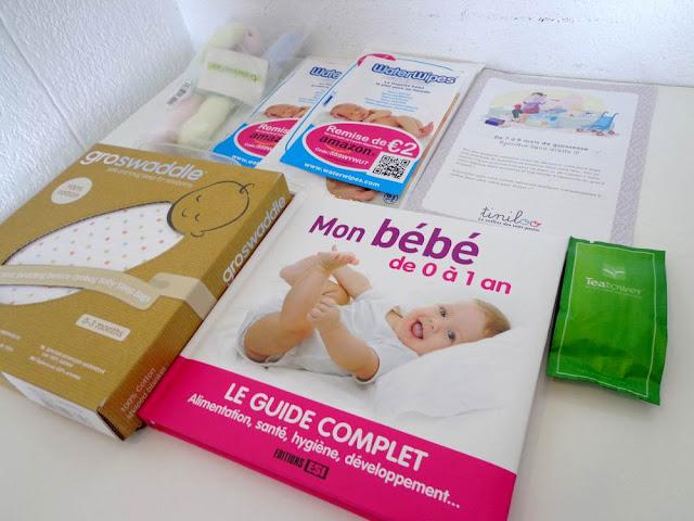 Ma box Tiniloo: la box pour bébé & enfants