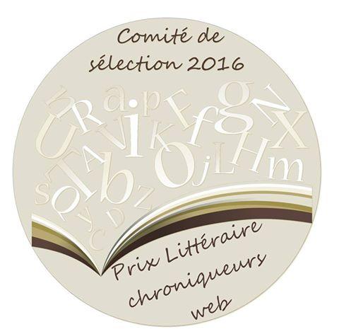 Prix Littéraire des Chroniqueurs Web