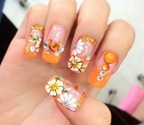 Nail designs for spring 2014 top beauty tips pictures of nails design prinsesfo Choice Image