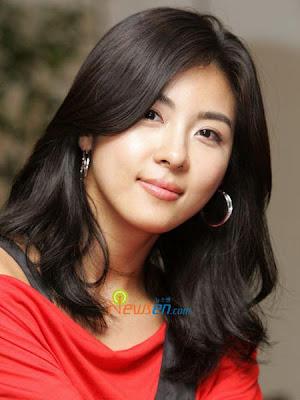 Model Rambut Wanita Korea 2012