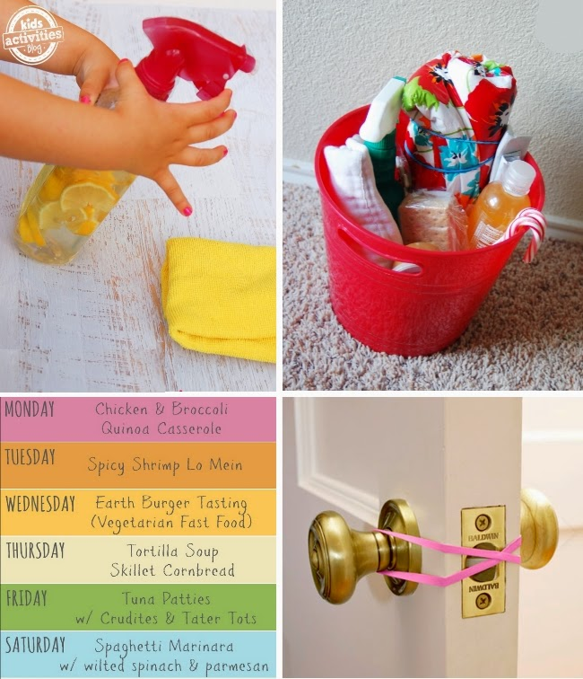 20 Hacks for the House