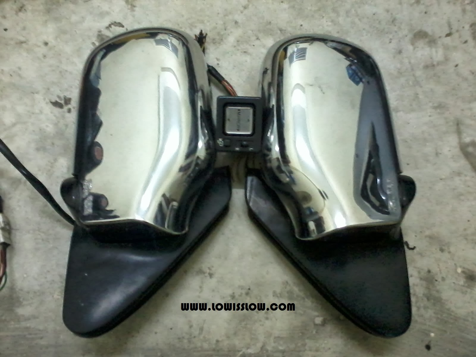 with machine diy perodua kancil auto flip side mirror wiring