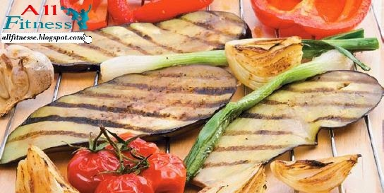 Vegetable Mixed Grill