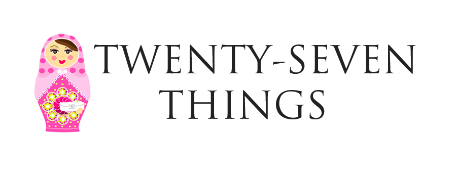 Twenty7things