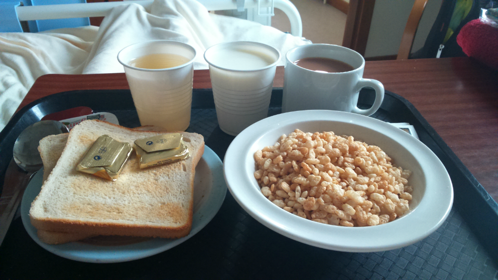 Hospital-Breakfast
