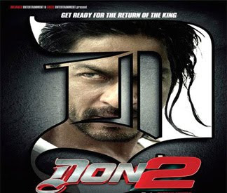 Unveiled: SRK's Don 2 look