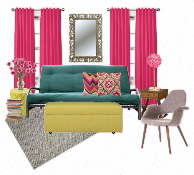 Image Result For Living Room Poufs