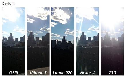 hasil secara keseluruhan Lumia 920 cukup baik jika dibandingkan dengan ...