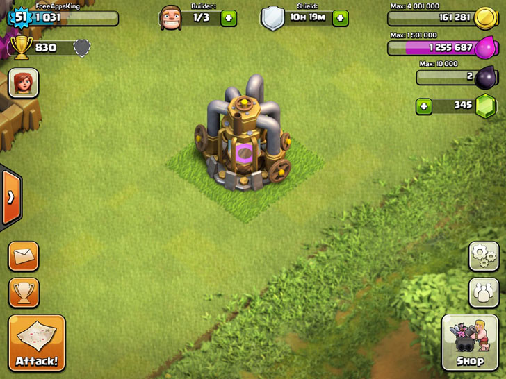 Elixir Collector - Resources - Clash Of Clans Guide - FreeApps.ws
