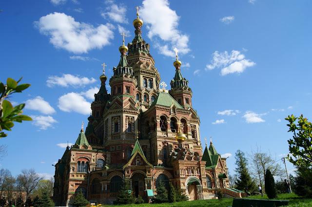 chiesa Peterhof