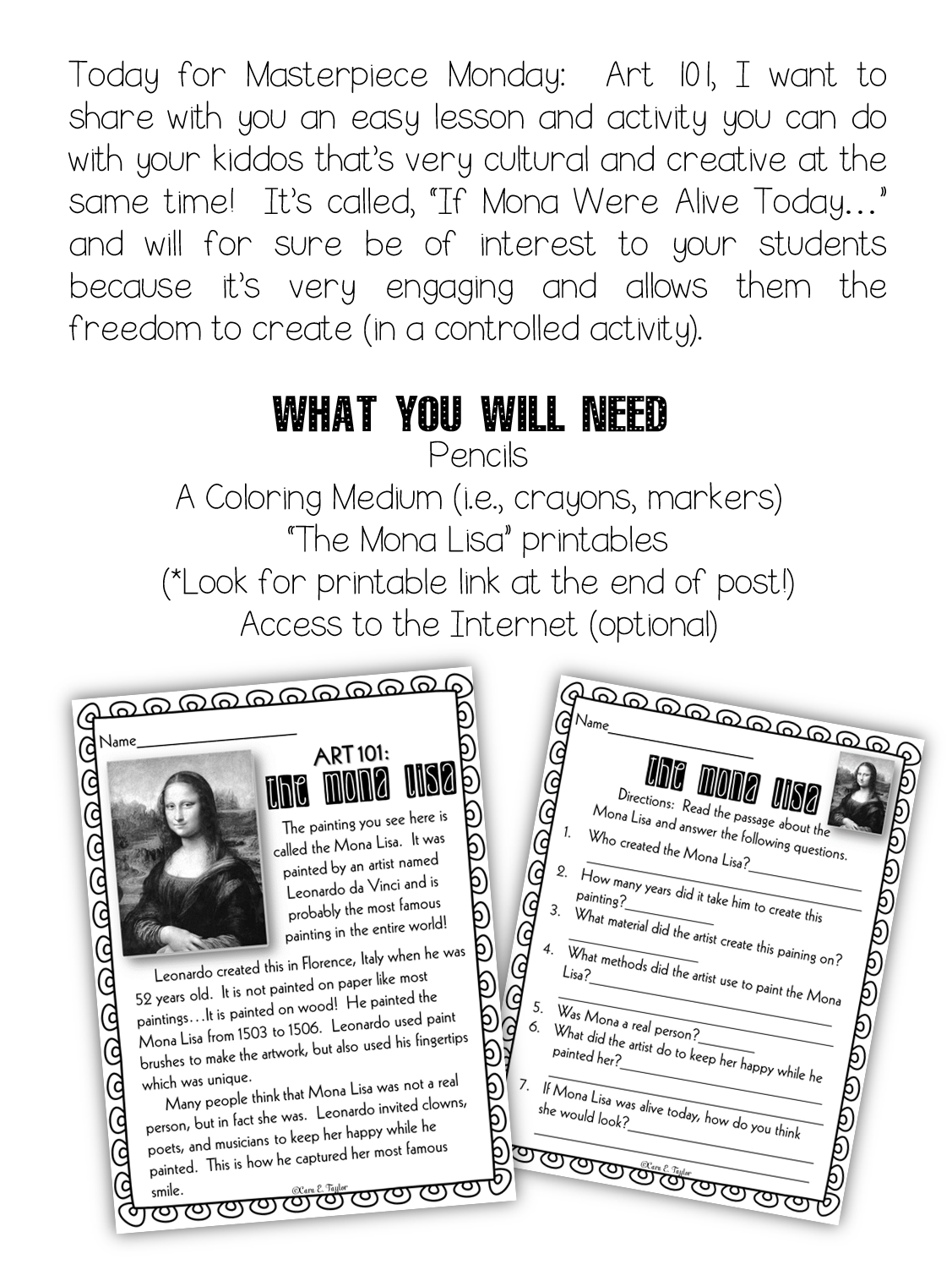 description of mona lisa essay example I really need help on writing a descriptive essay on the mona lisa but i can't really think of anything because on the picture.