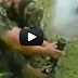 aksi semangat tentera lancarkan mortar -video