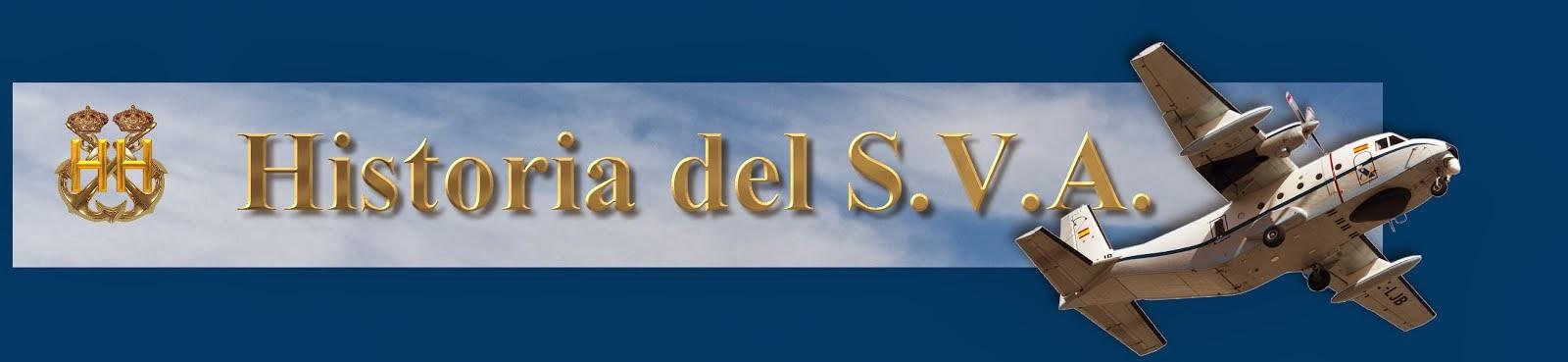 Historia del S.V.A.