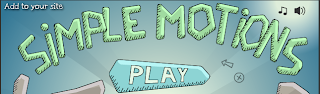 Simple Motions Flash Game