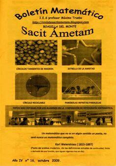 Boletín Sacit Ámetam nº 16