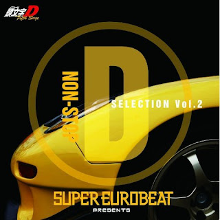 V.A. SUPER EUROBEAT presents Initial D Fifth Stage NON - STOP D SELECTION Vol.2