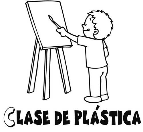 Dibujos De Artes Plasticas Para Niños Para Colorear picture gallery
