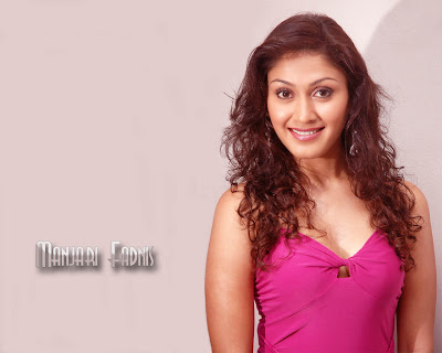 Manjari Fadnis hot photo