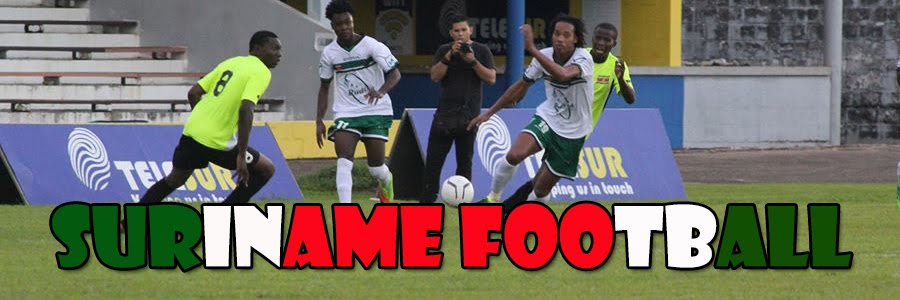 Suriname Football