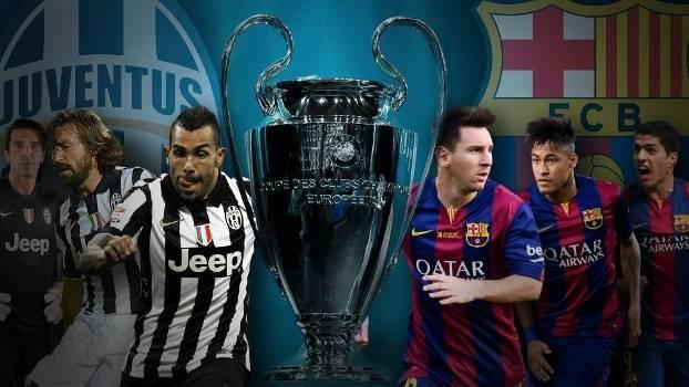 Juventus x Barcelona - Final da Champions League 2015 - Data, Horário e TV