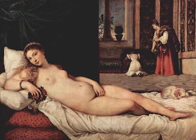 Titien - Venus d' Urbino