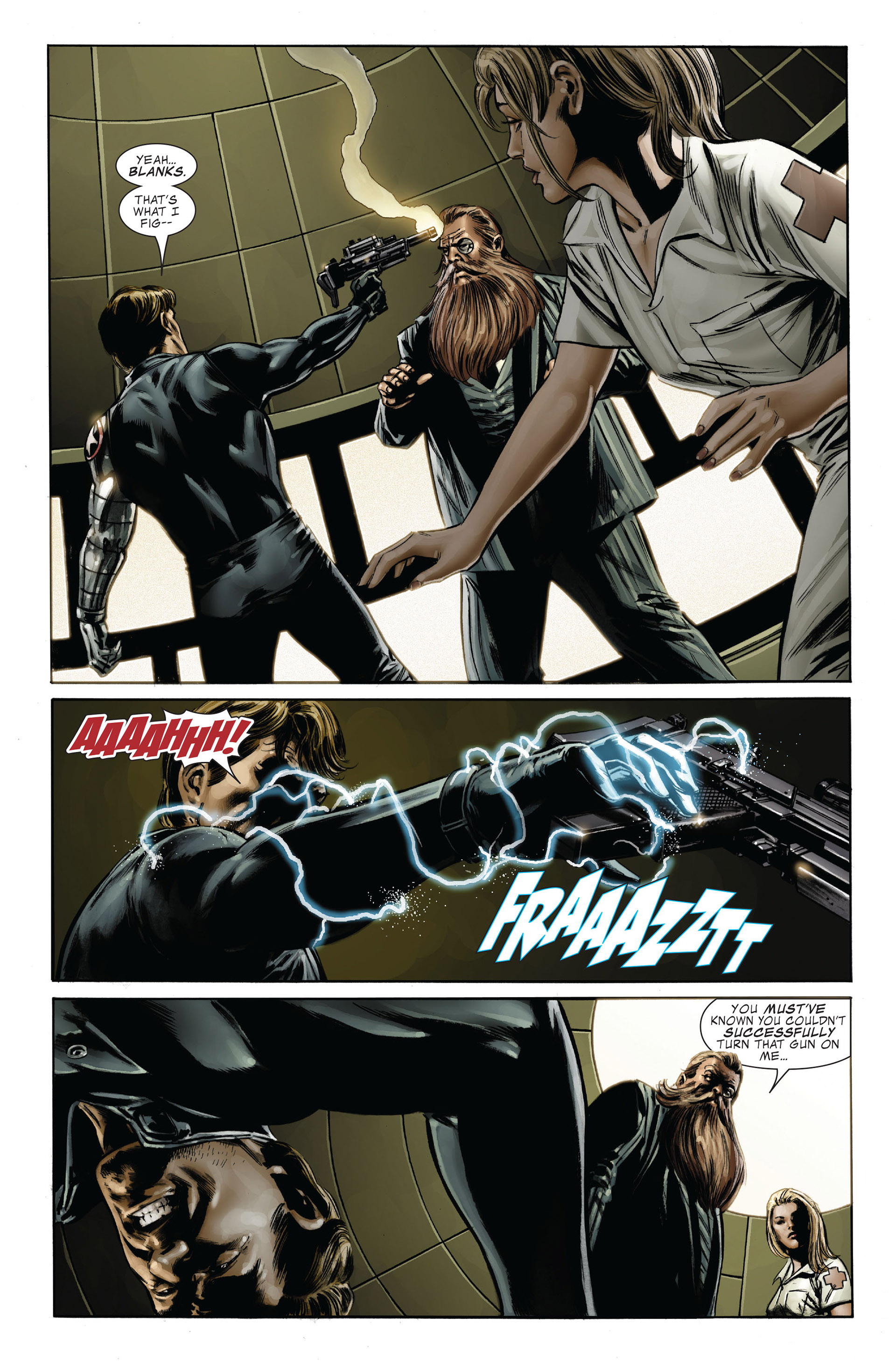 Captain America (2005) Issue #32 #32 - English 3