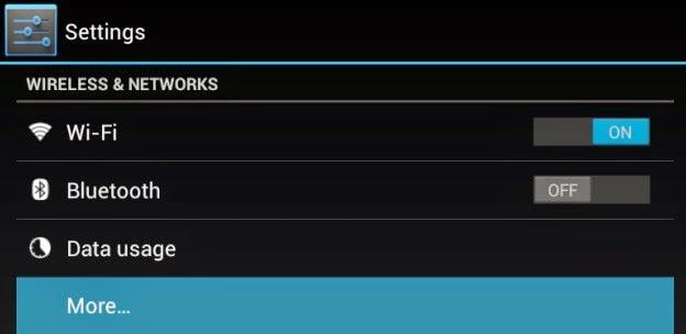 Cara setting dan Menggunakan VPN Di Android c