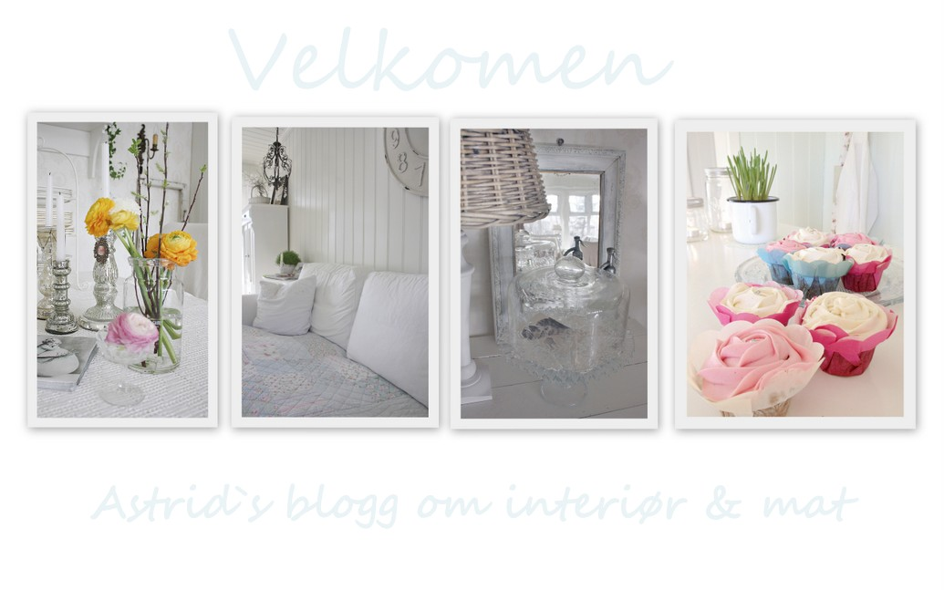 Astrid`s interir&amp;matgleder