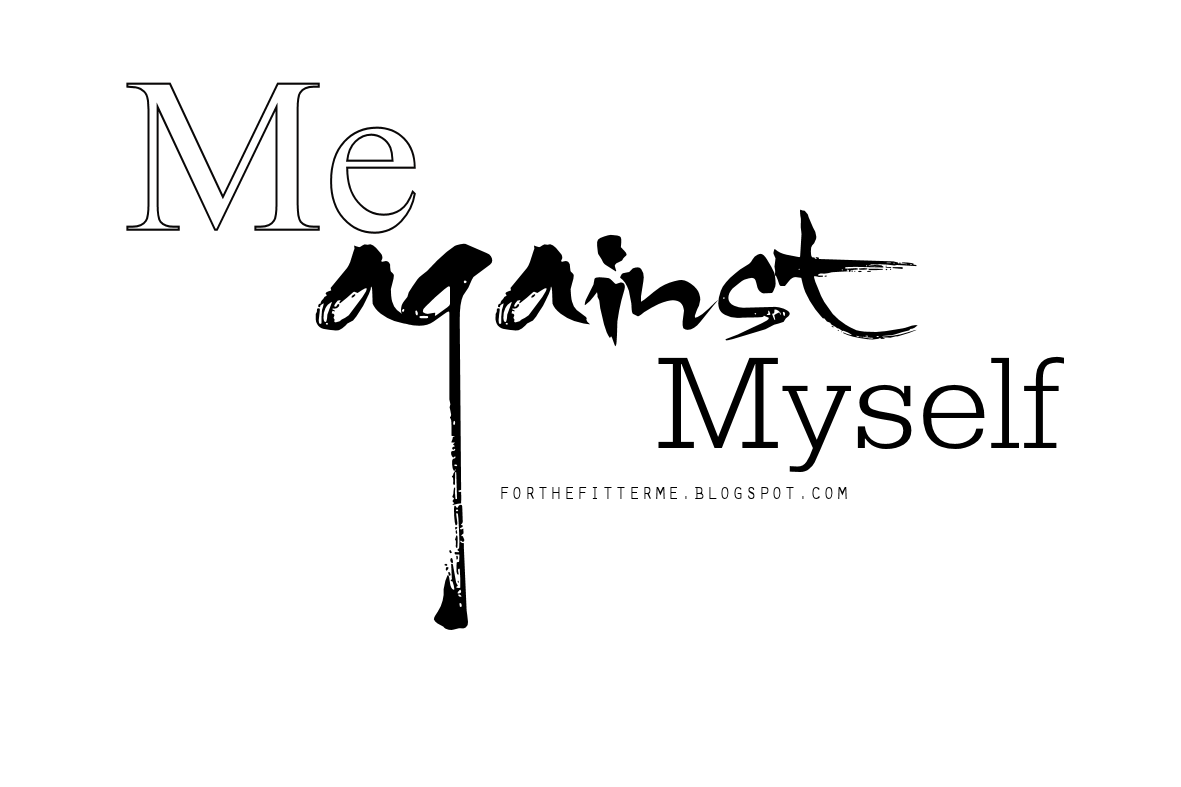Me Against Myself