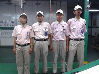 Karyawan PT Saneng Industrial