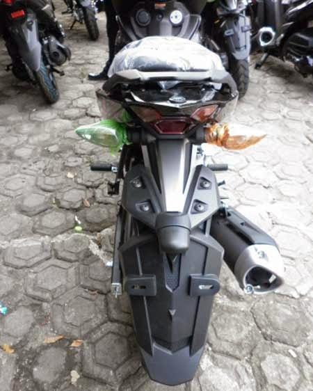 spakbor belakang Yamaha Juptier MX King