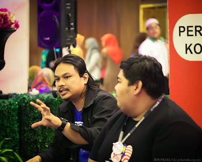 PeKOMIK @ Pesta Buku Antarabangsa Kuala Lumpur 2014 (PBAKL'14)