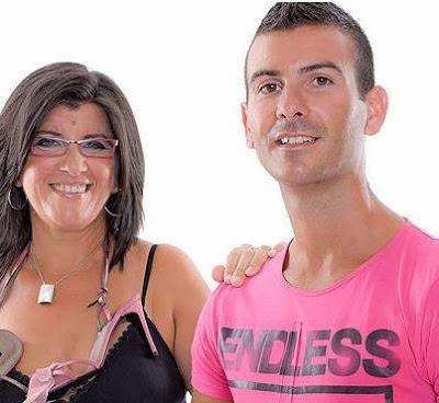 Isidoro y su madre Dolores, concursantes de Mira Quien Salta