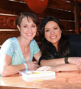 Me and Rachel Ray