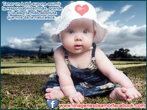Lindo bebe para Facebook (Imagenes para Facebook)