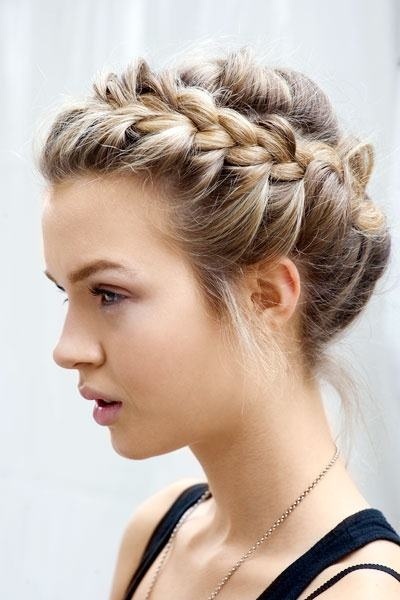 beauty hair fashion diy braid