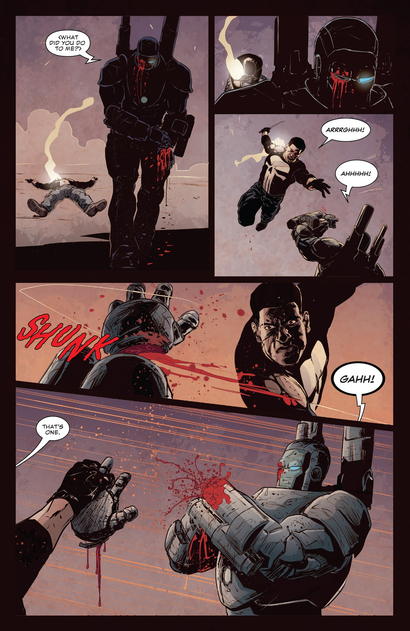 The Punisher (2016) chap 223 pic 16