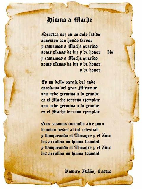 Autor Del Himno Letra y